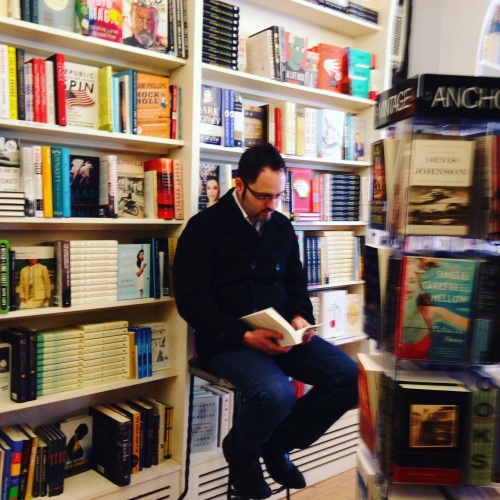 jer reading greenlight bookstore brooklyn ny