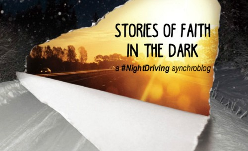 night driving synchroblog graphic