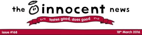 innocent newsletter banner smoothies