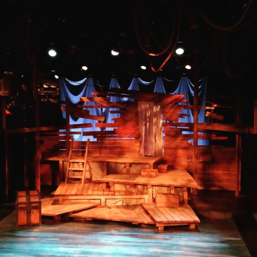 peter and the starcatcher set