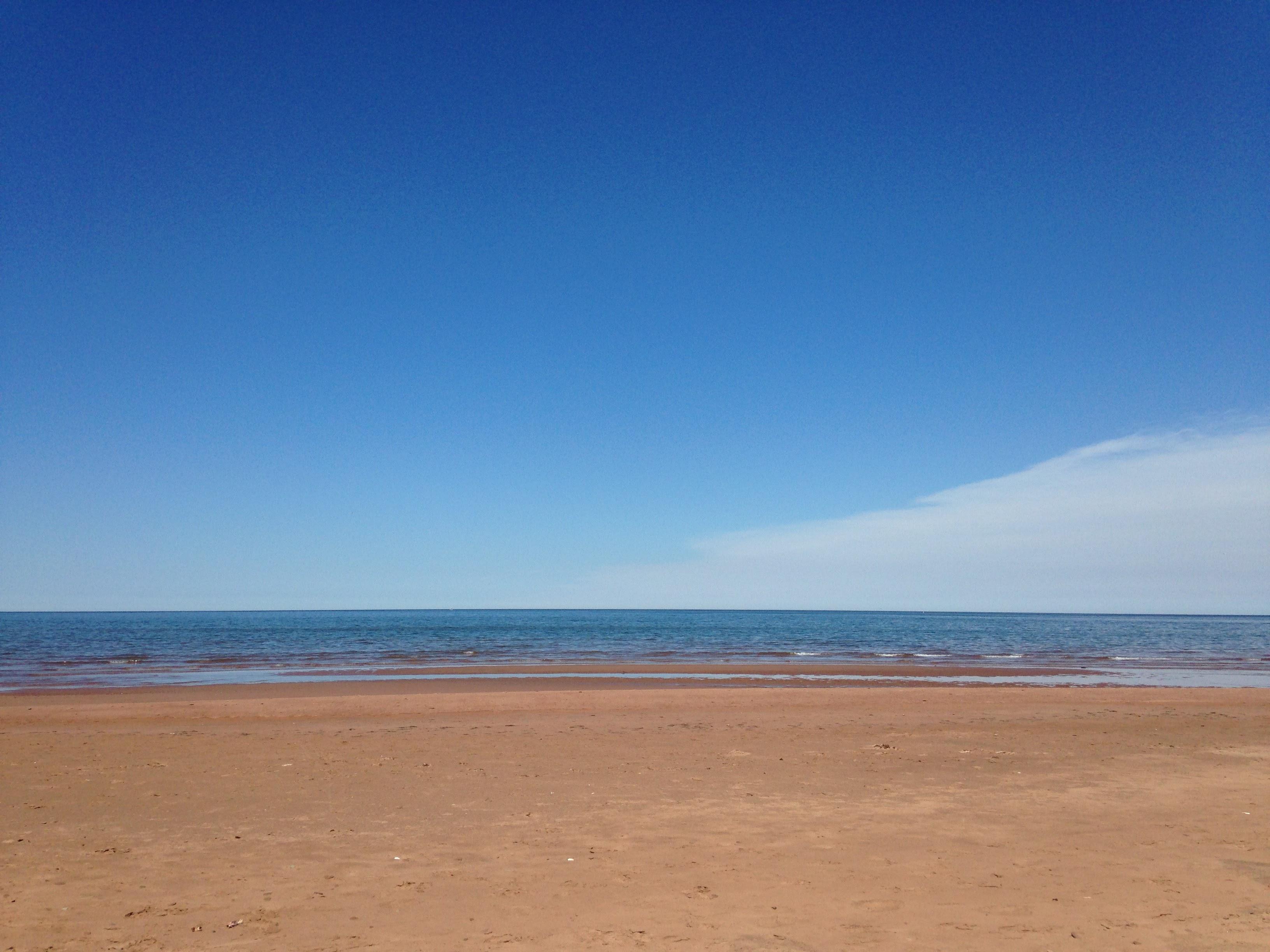 gulf of st lawrence beach pei