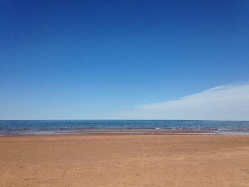 gulf of st lawrence beach pei