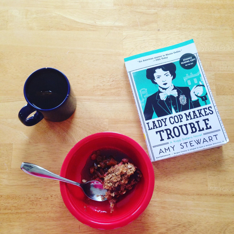 lady cop breakfast