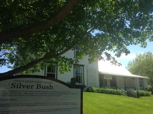 silver bush anne of green gables museum pei