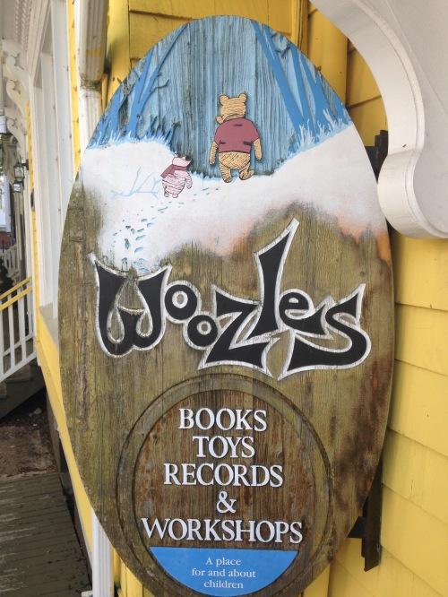 woozles bookstore halifax