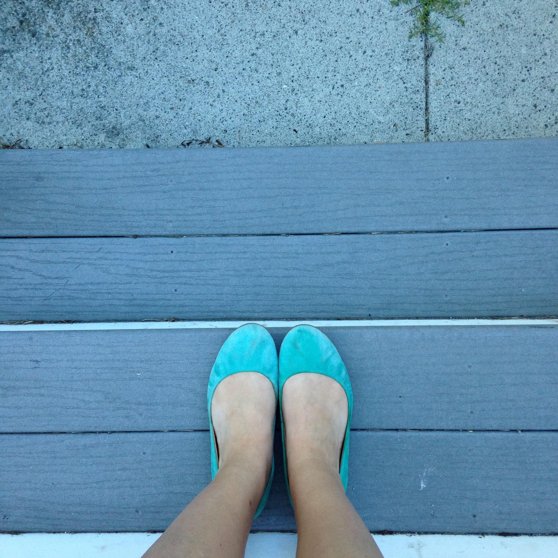 green flats porch