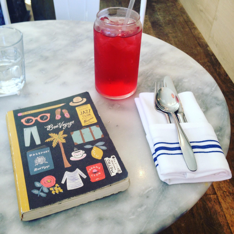 hibiscus iced tea journal