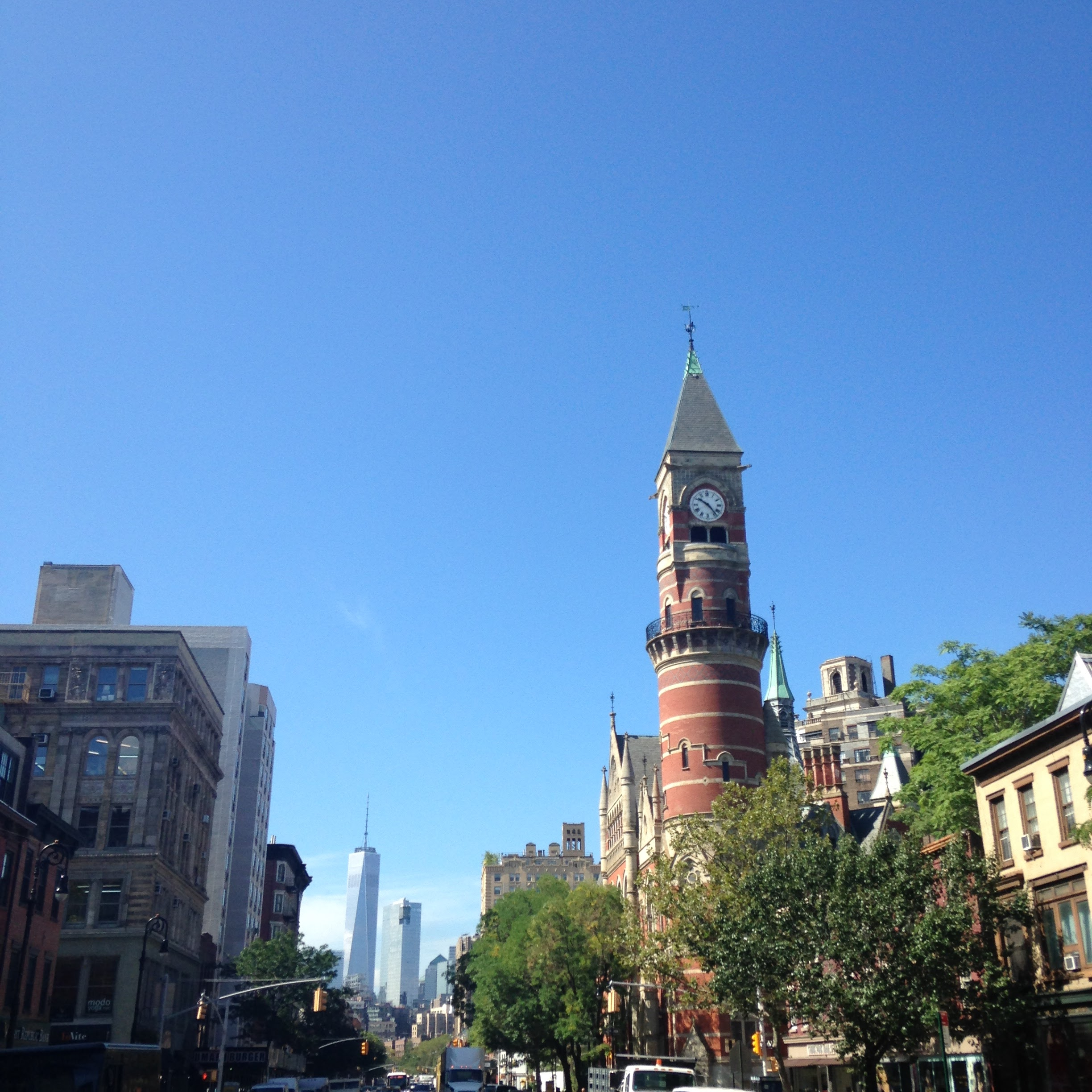 jefferson market library tower nypl nyc