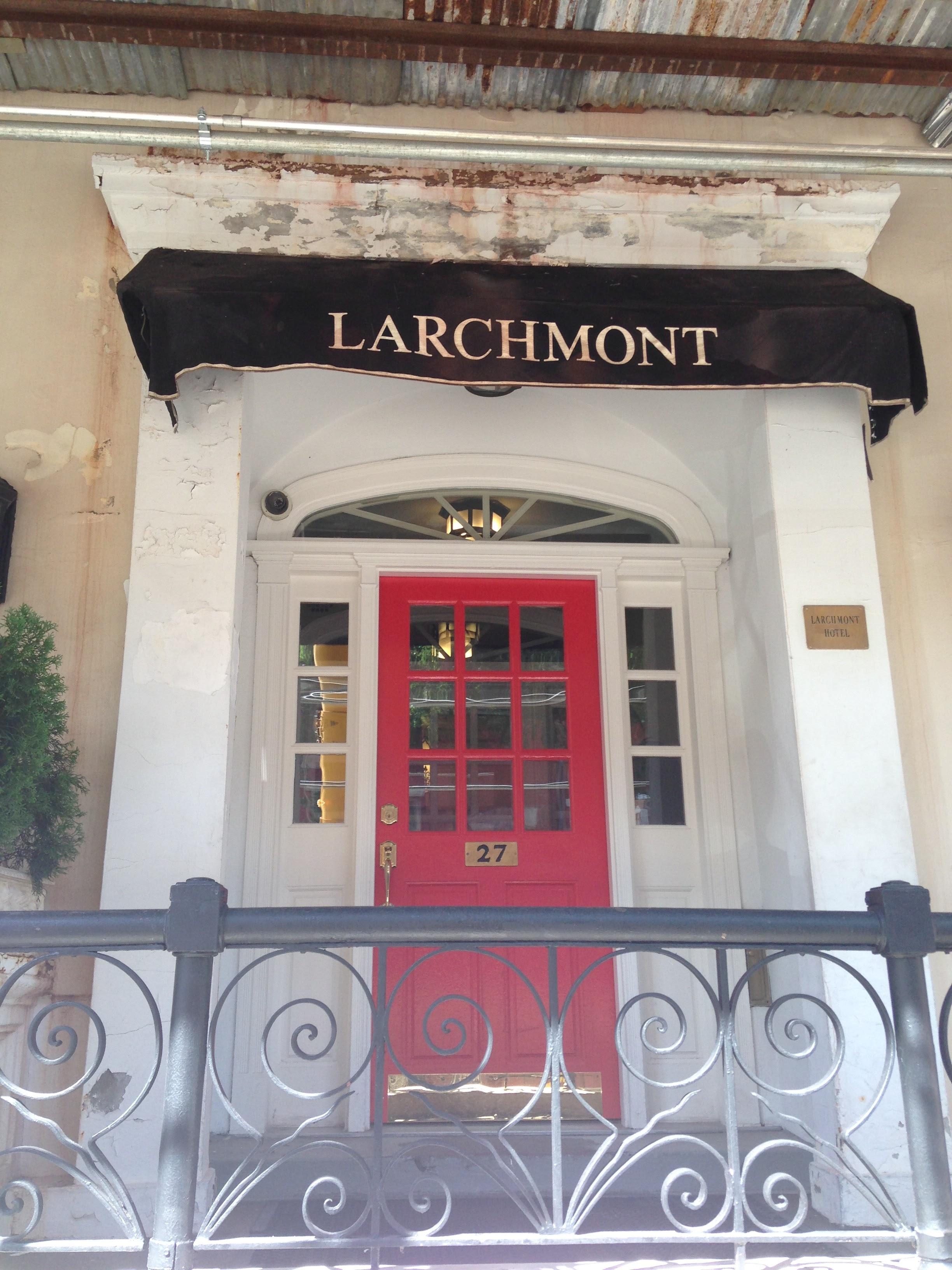 larchmont front door west village nyc