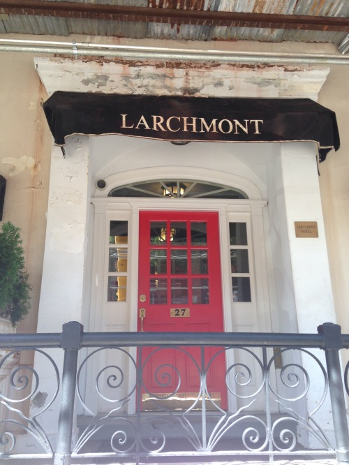 larchmont front door west village nyc