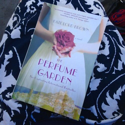 perfume garden book