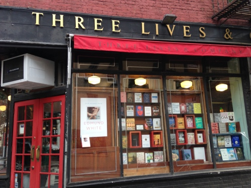 three lives co bookstore nyc front