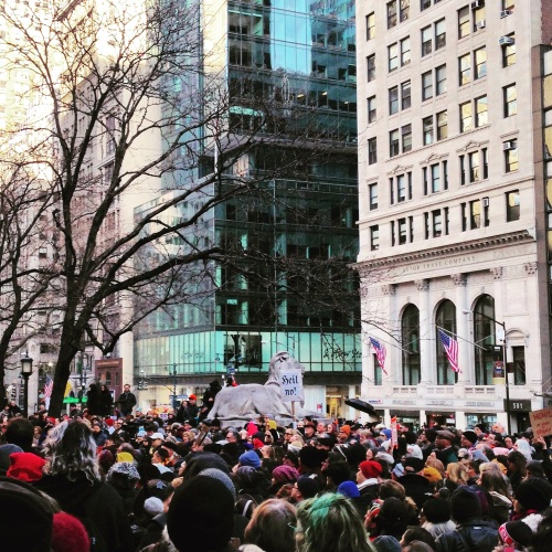 writers resist nypl event protest