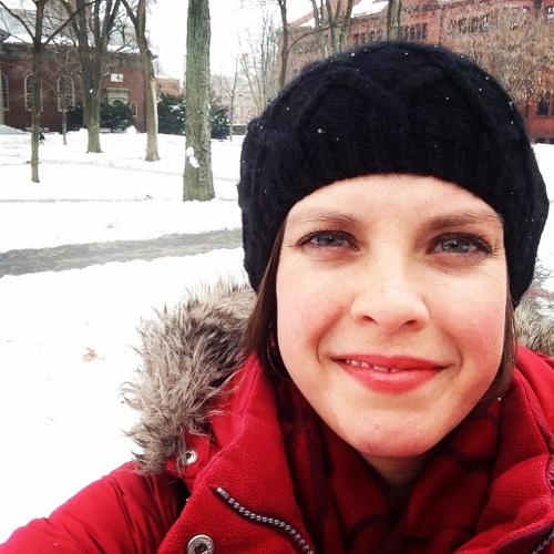 katie-red-coat-snow