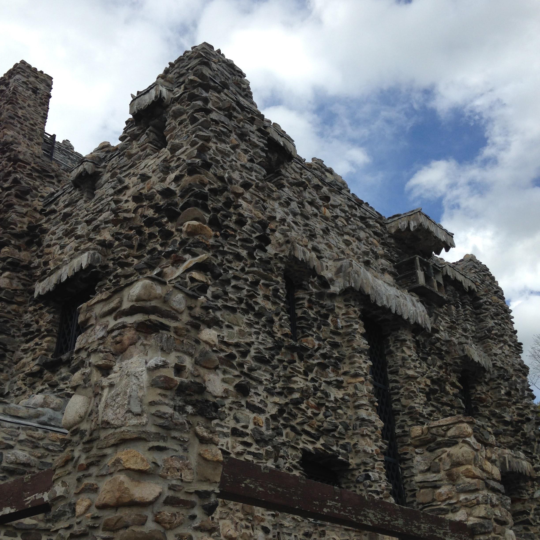 gillette castle exterior ct