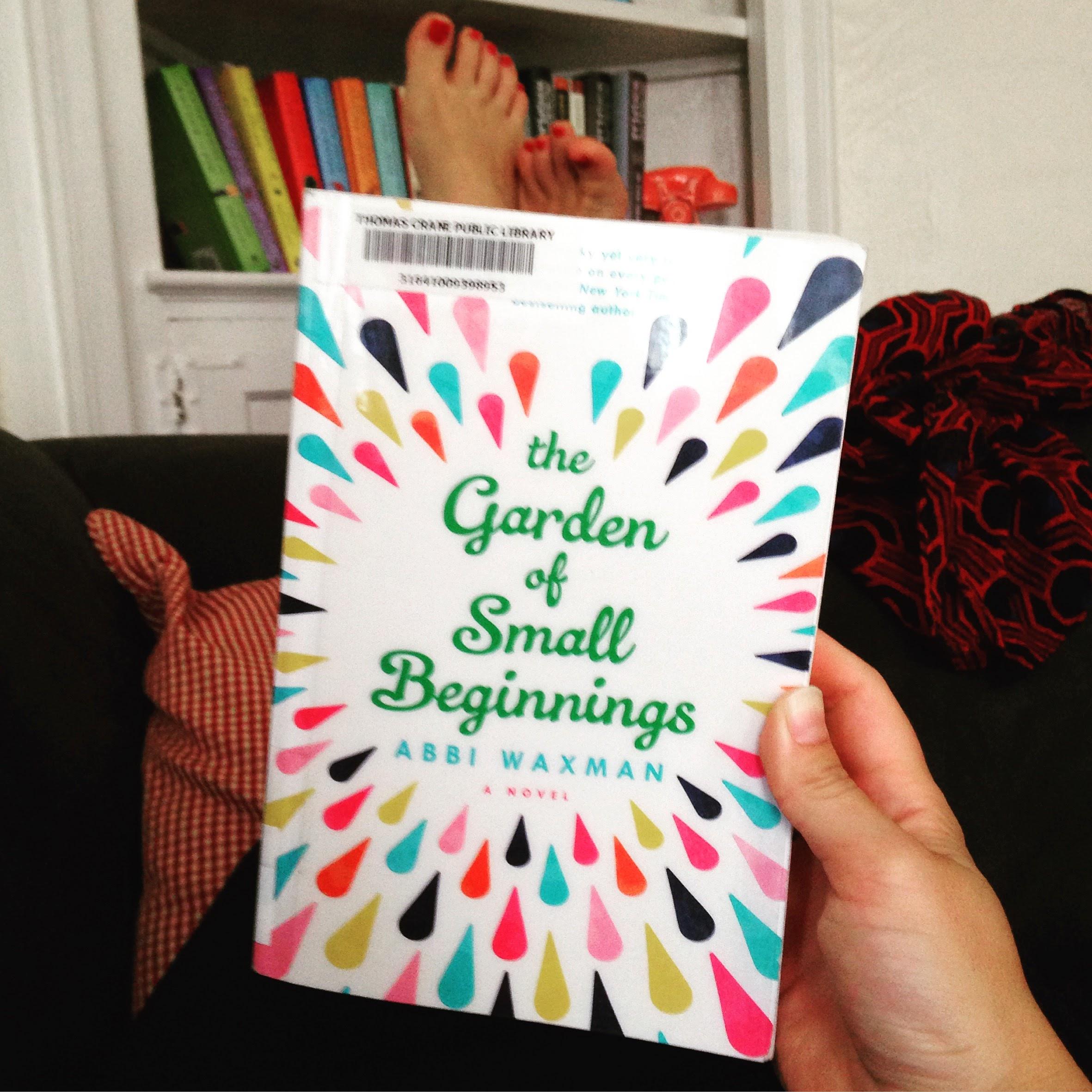 garden of small beginnings