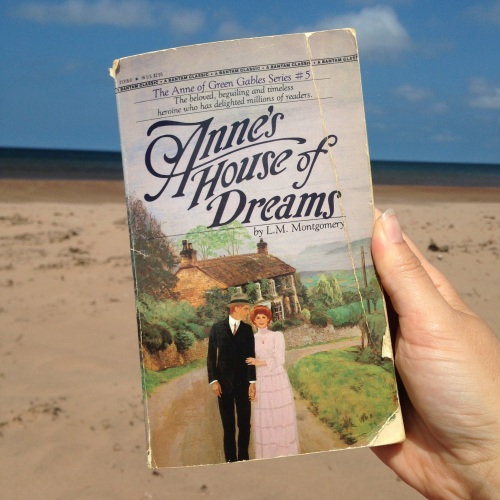 anne's house of dreams book cover sea pei north shore