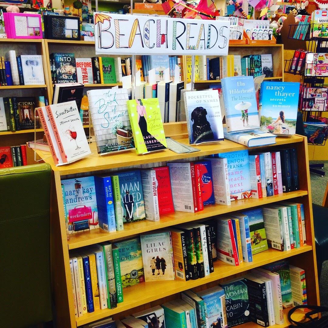 beach reads buttonwood books