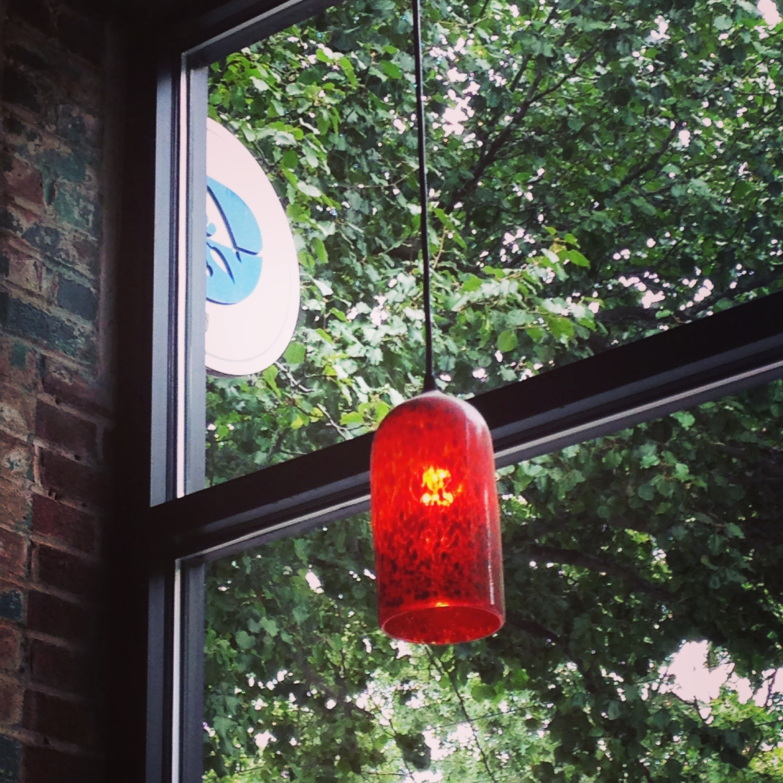 darwins window lamp tree