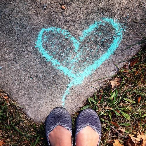 chalk heart flats