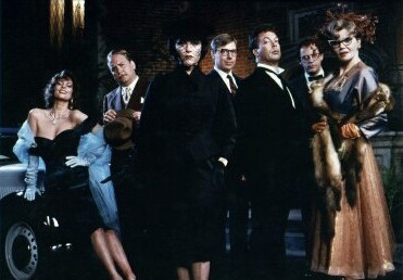 clue film cast