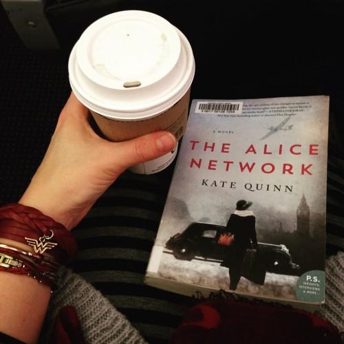 alice network book chai red