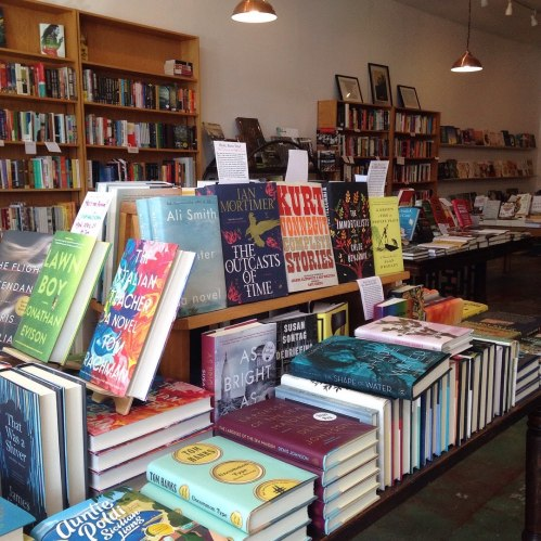 book catapult bookstore interior san diego books