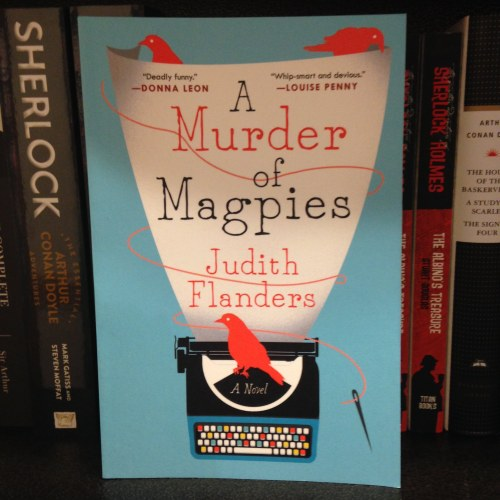 murder magpies book mystery judith flanders