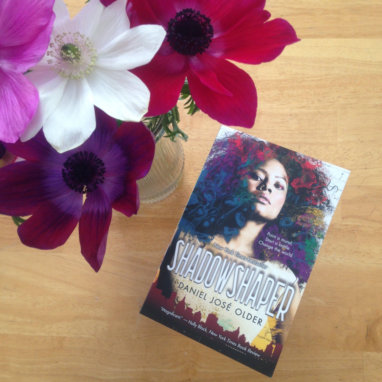 shadowshaper flowers book