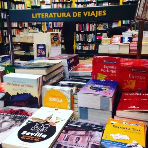 libros viajes casa del libro sevilla