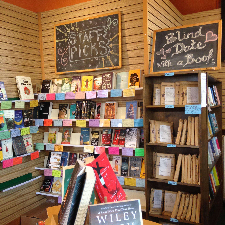 spirit of 76 bookstore interior