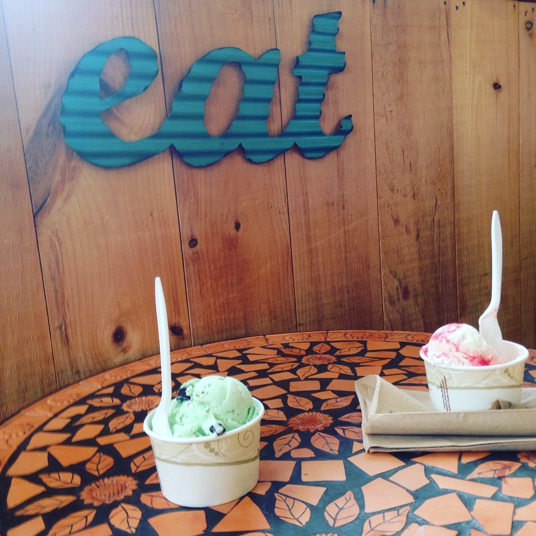 holy cow ice cream falmouth ma eat sign