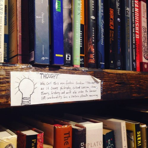 thought bookstore shelf books nbc