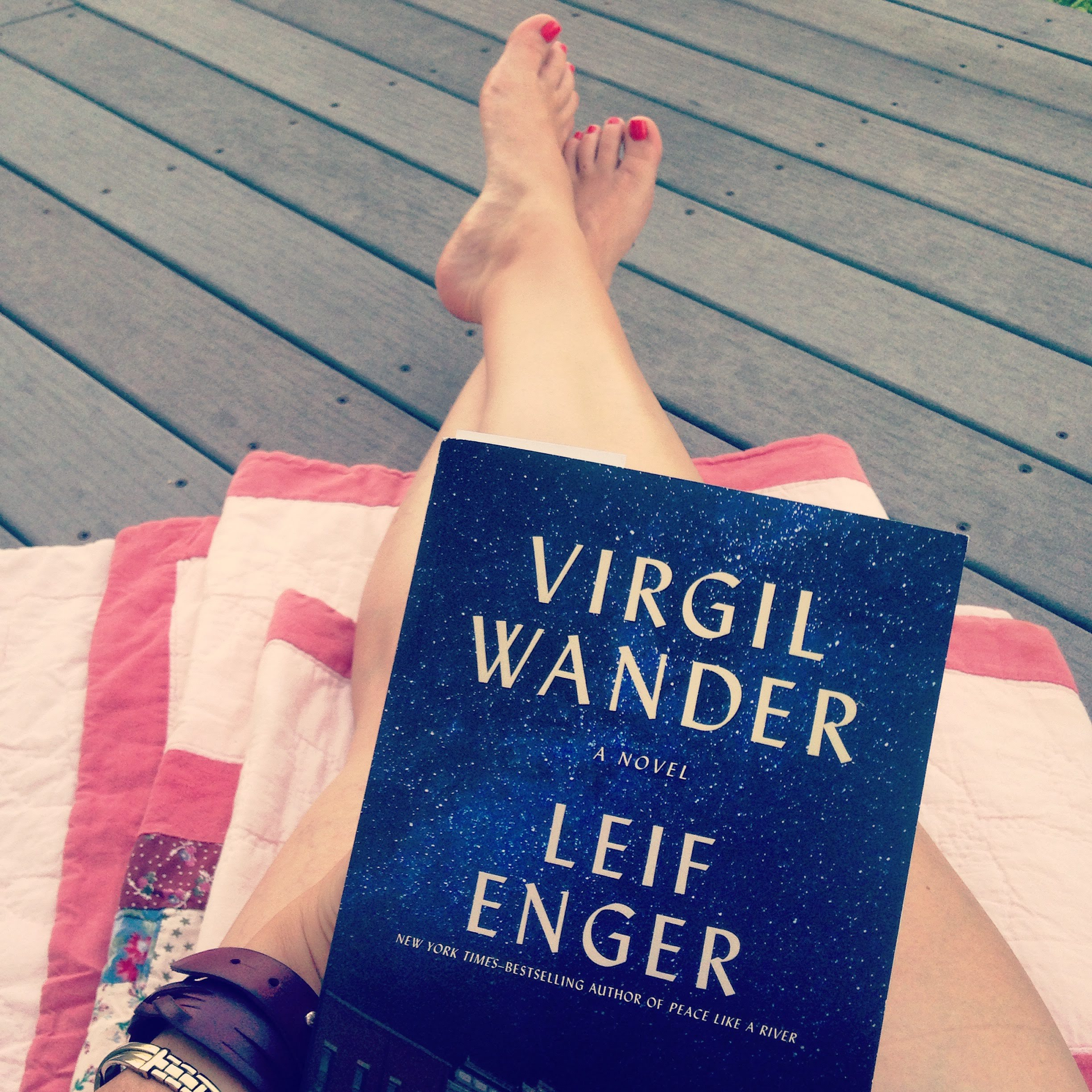 virgil wander book porch
