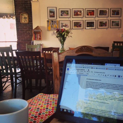homestead dorchester cafe interior laptop