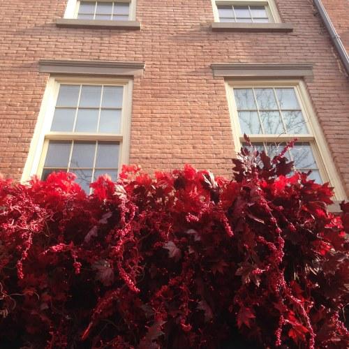 red decor west village