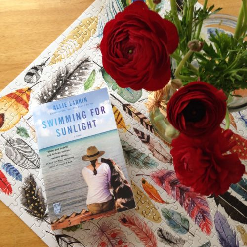 book puzzle flowers table ranunculus