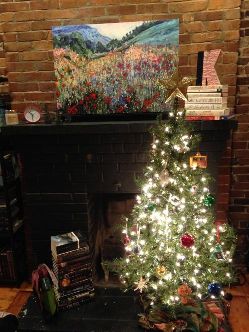 tree-fireplace-books